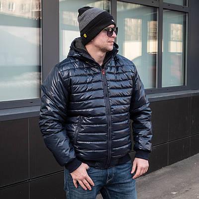 Куртки демисезонные мужские   от производителя    48-58  темно-синий