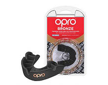 Капа OPRO Bronze Black (art.002184001)