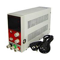 Блок живлення ZHAOXIN MN-1003D, 100V, 3A, компактний, імпульсний, з цифровою індикацією