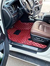 Комплект Килимків 3D Toyota Land Cruiser 100, фото 3