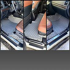 Комплект Килимків 3D Toyota Land Cruiser 100, фото 2