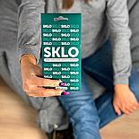 Захисне скло iPhone XR SKLO 5D, фото 8