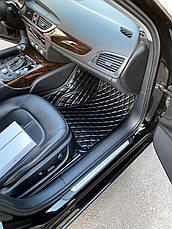 Комплект Килимки 3D Audi Q7, фото 2