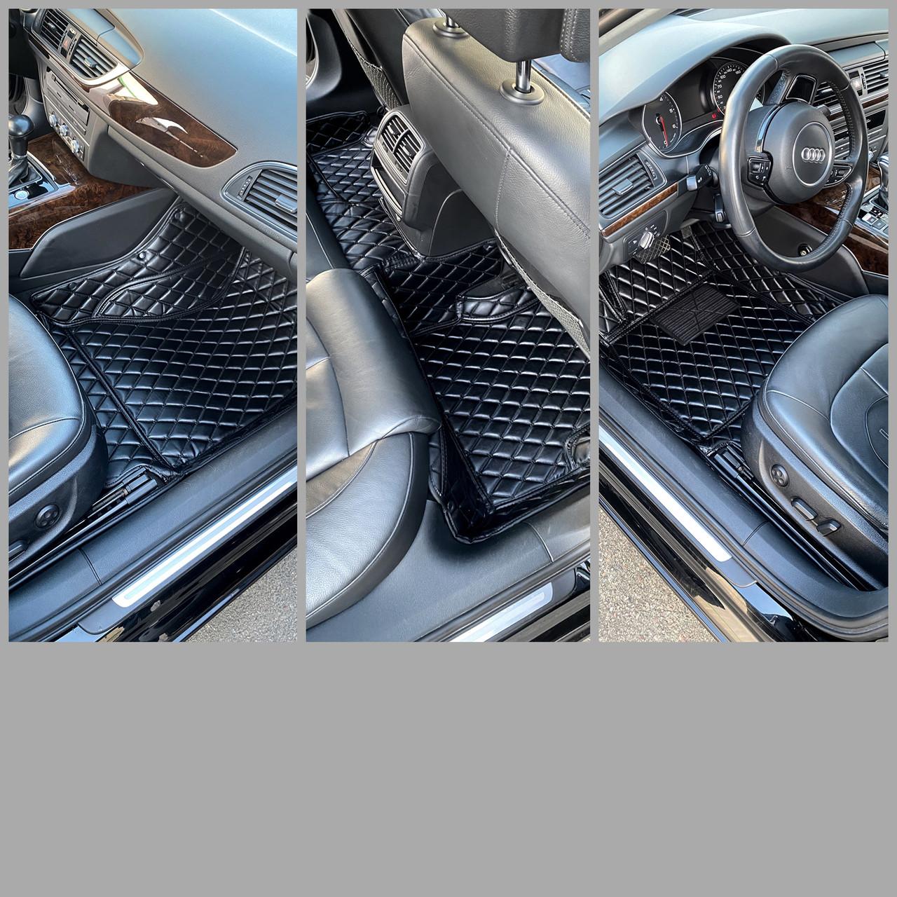 Комплект Килимки 3D Audi Q7