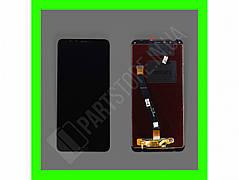 Дисплей Huawei Y9 2018 Enjoy 8 Plus с сенсором, черный (оригинальные комплектующие)