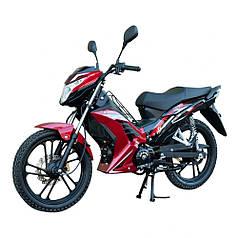 Мотоцикл SPARK SP125C-3WQ Двигун - 4 т. 124 см3