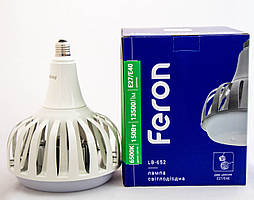 Лампа світлодіодна Feron LB-652 230V E27-E40 6400K