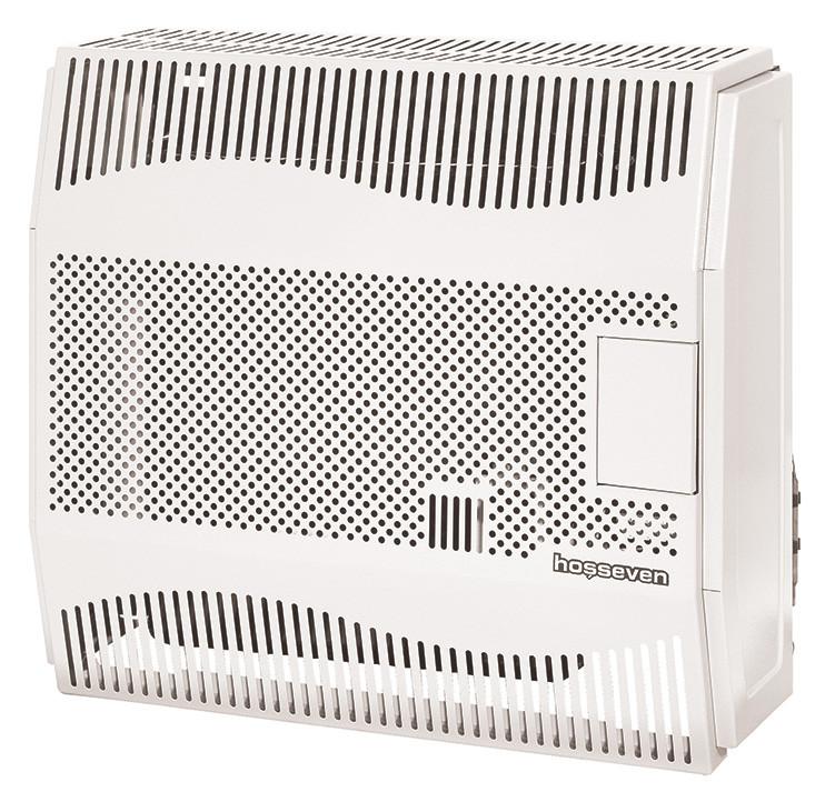 Газовые конвекторы Canrey CHC - 5Т (с вентилятором)