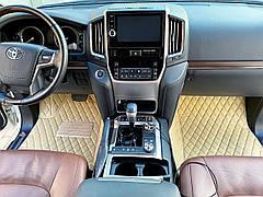 Комплект Ковриков 3D Audi A8