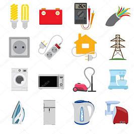 Прочие электроприборы