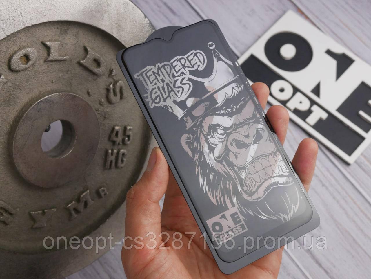 Защитное стекло 3D OneGlass iPhone 7/8 Plus Black