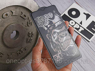 Защитное стекло 3D OneGlass iPhone SE Black