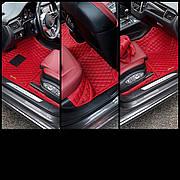 Комплект Ковриков 3D Audi Q8