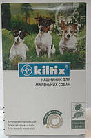 *Килтикс-Ошейник от клещей и блох для собак мелких пород KILTIХ, 35см