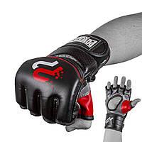 Перчатки для MMA PowerPlay 3093 Черные L, фото 1