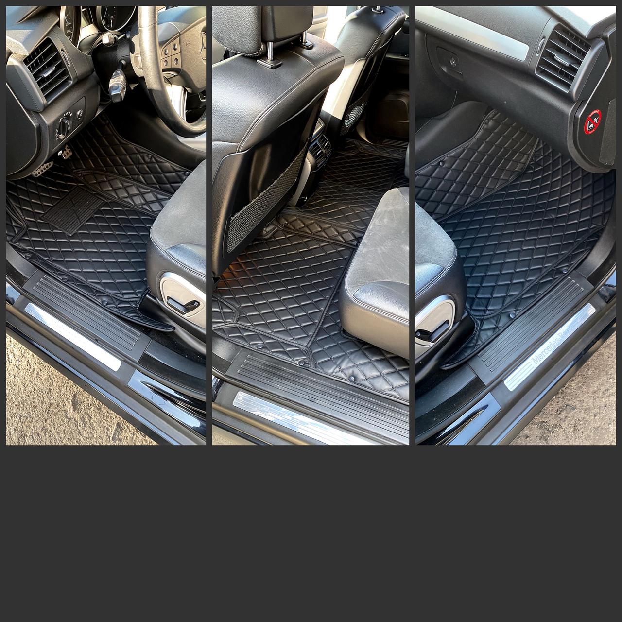 Комплект Килимків 3D Audi Q5