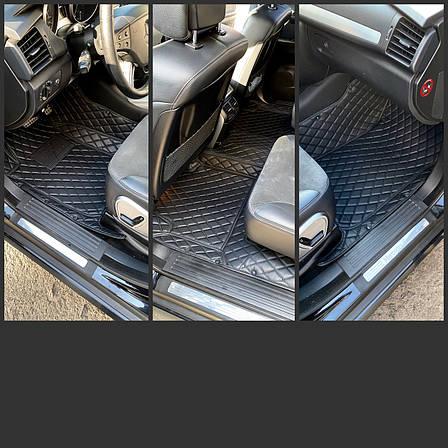 Комплект Килимків 3D Audi Q5, фото 2