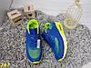 Кросівки жовто-сині, фото 4