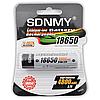 Аккумулятор SDNMY  Li-ion 18650 4800mAh с защитой