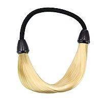 Резинка для волосся Косичка русява