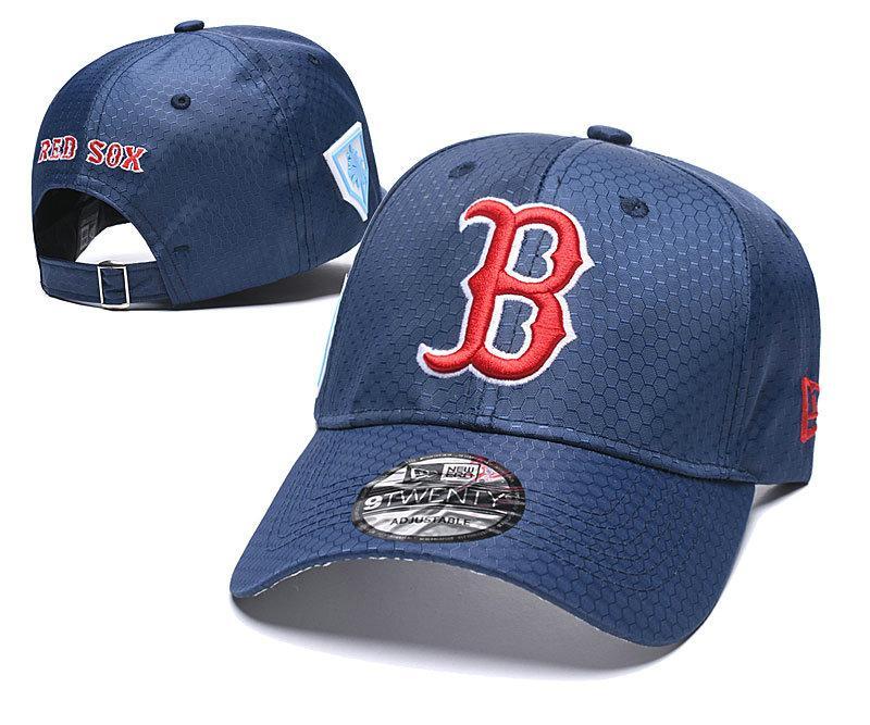 Бейсболка Boston Red Sox / CAP-407 (Реплика)