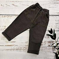 Джинсы детские Right Collection с карманами для мальчика (на рост 92-98 см)