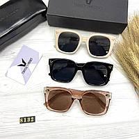 Модные женские солнцезащитные очки Gentle Monster