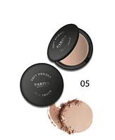 """Пудра компактна """"Parisa Cosmetics"""" PP-04, №05 Янтарьно-пісочний"""