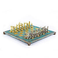 Шахматы подарочные Manopoulos Греция 36 см