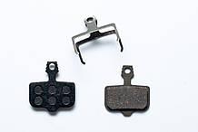 Колодки тормозные для диск. тормозов Nutt Jak Y-1