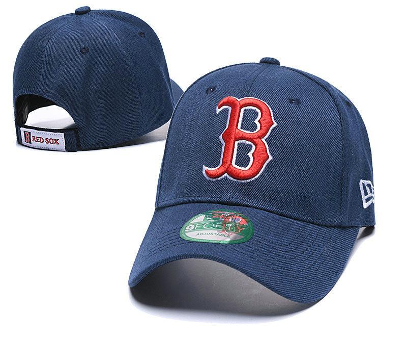 Бейсболка Boston Red Sox / CAP-413 (Реплика)