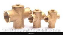 Триходовий клапан REGULUS DN32 55 градусів