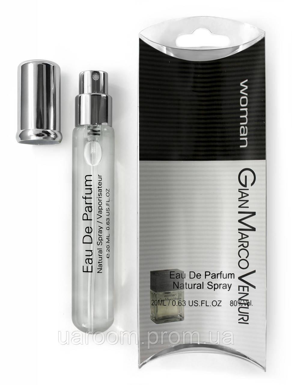 Мини-парфюм женский Gian Marco Venturi, 20 мл.