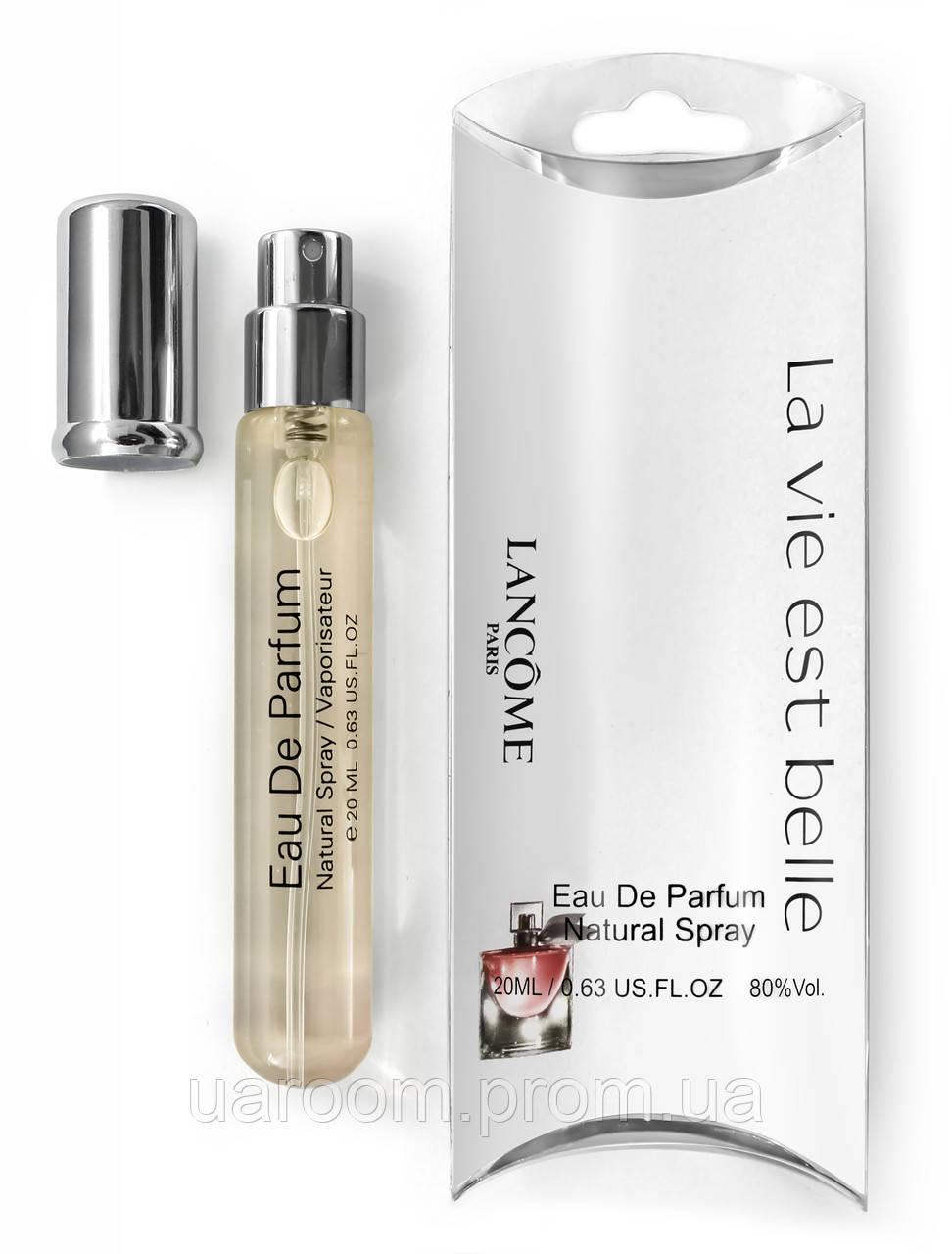 Міні-парфум жіночий Lancome La Vie Est Belle, 20 мл