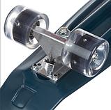 Скейтборд пластиковий Penny зі світними колесами, фото 3