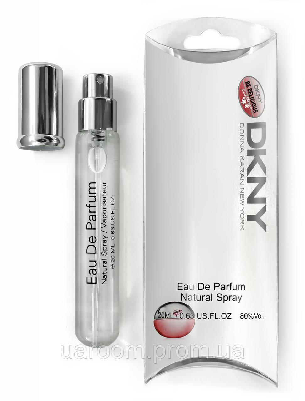 Мини-парфюм женский Donna Karan Be Delicious Fresh Blossom, 20 мл.