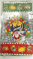 Пакеты Новогодние Фольгированные(30*50)№8(100 шт)Упаковка для Конфет Подарков