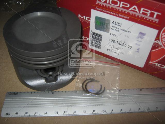 Поршень двигателя AUDI (Ауди) 81,01 1,8 (пр-во Mopart)