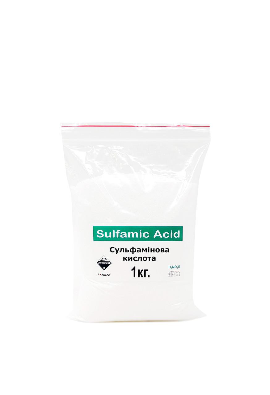 Сульфаминовая кислота - 1 кг