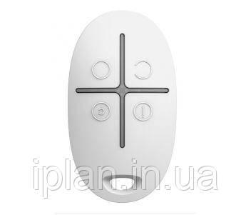 Брелок з тривожною кнопкою SPACECONTROL (WHITE)