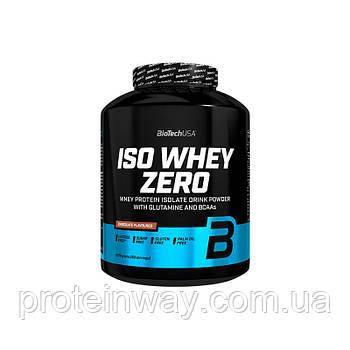 Сывороточный изолят Biotech Iso Whey Zero 2270 г