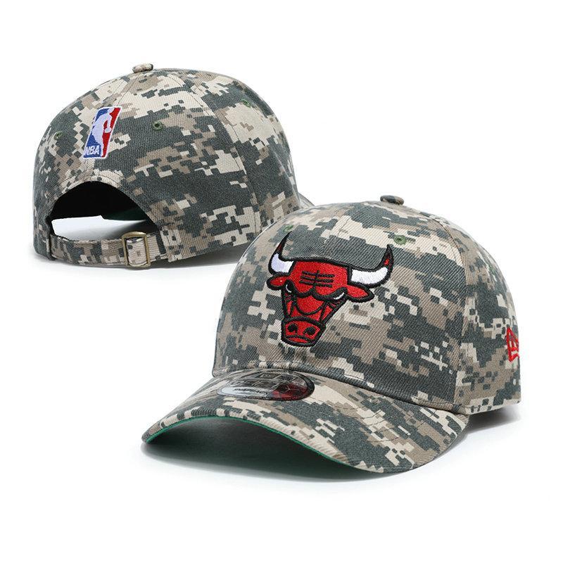 Бейсболка Chicago Bulls / CAP-422 (Реплика)
