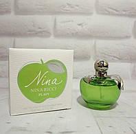 Женская туалетная вода Nina Ricci Nina Plain (цветочный, свежий аромат)
