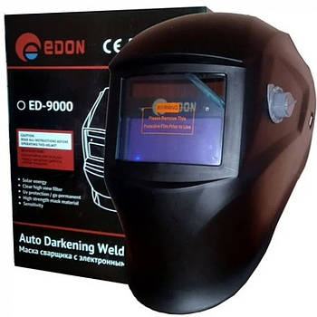 Сварочная маска EDON Хамелеон ED-9000