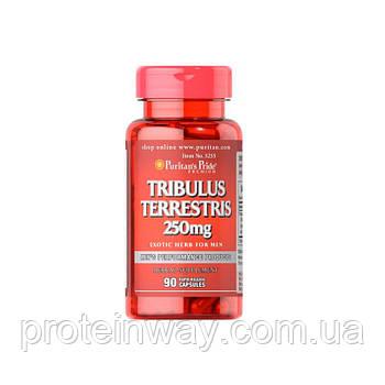 Трибулус Puritan's Pride Tribulus Terrestris 250 мг 90 капсул