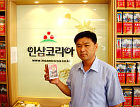 Экстракт Женьшеня, Корея, фото 1