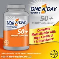 Комплекс витаминов с Мультиминералами для Женщин кому за 50+, 65 таблеток