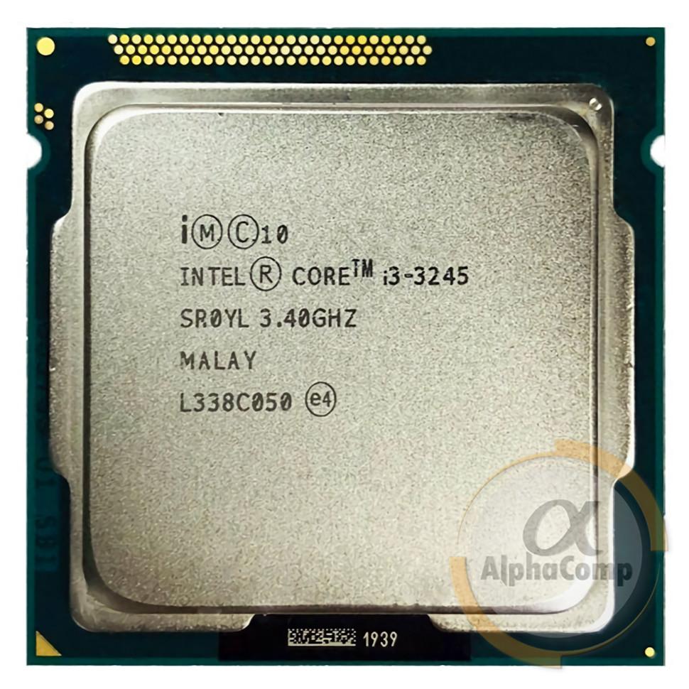 Процесор Intel Core i3 3245 (2×3.40 GHz • 3Mb • 1155) БО