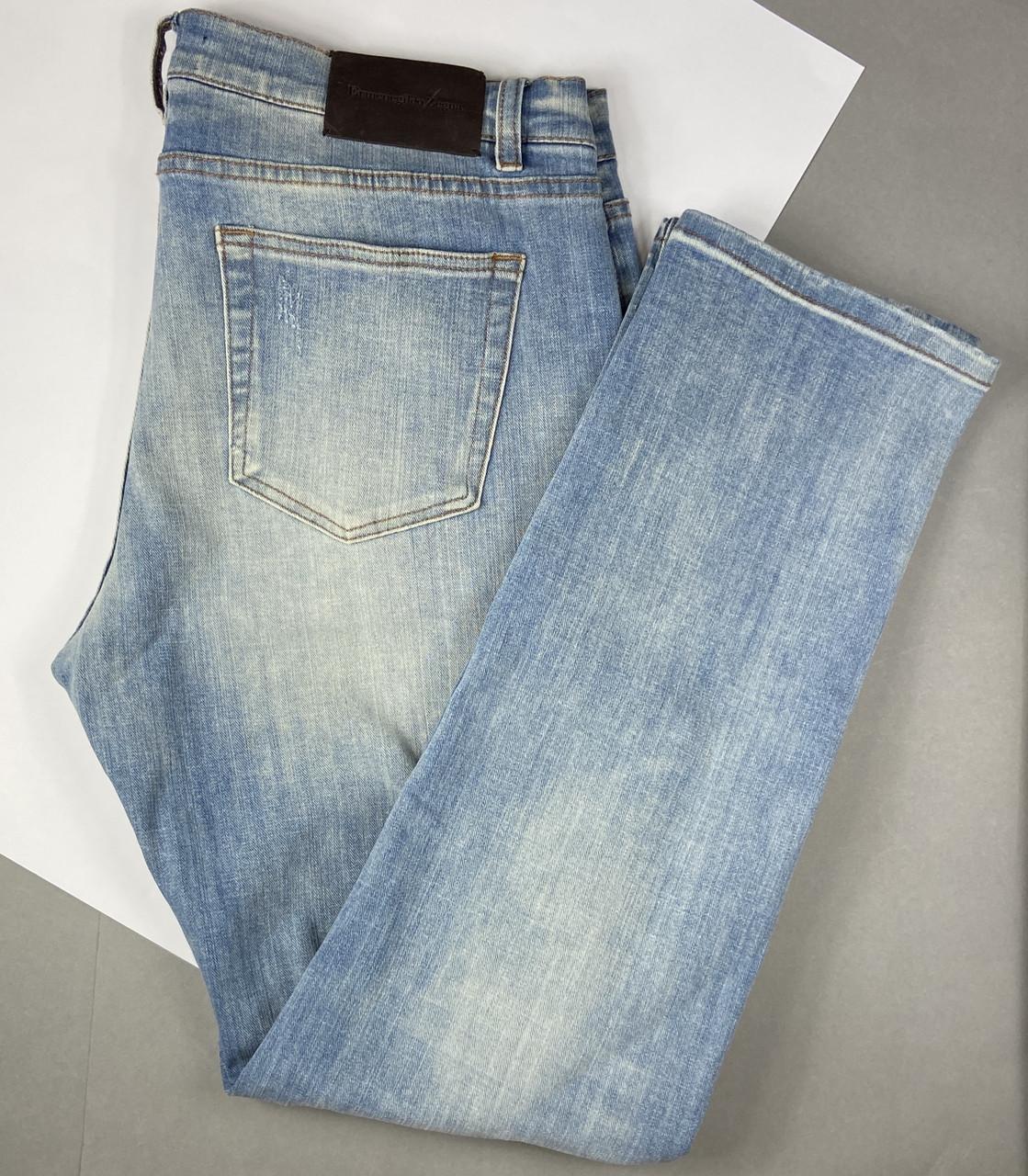 Чоловічі джинси Zegna (Зегна) арт. 103-01