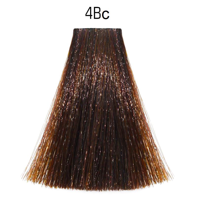 4Bc (шоколадно-медный шатен) Стойкая крем-краска для волос Matrix Socolor.beauty,90 ml